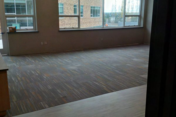 High End Resilient Flooring Contractors Portland OR Brandsen Floors