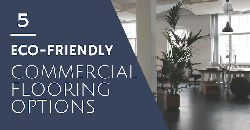 There Are Countless Commercial Flooring Options Available To Fit Your  Companyu0027s Needs And Aesthetics. However, Many Portland And Seattle Area  Businesses ...
