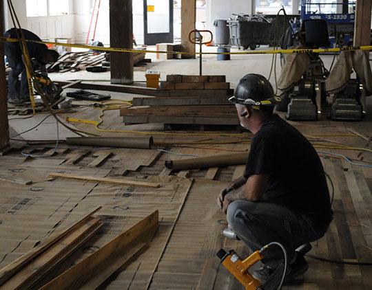 Reclaimed wood floors for Reclaimed flooring portland