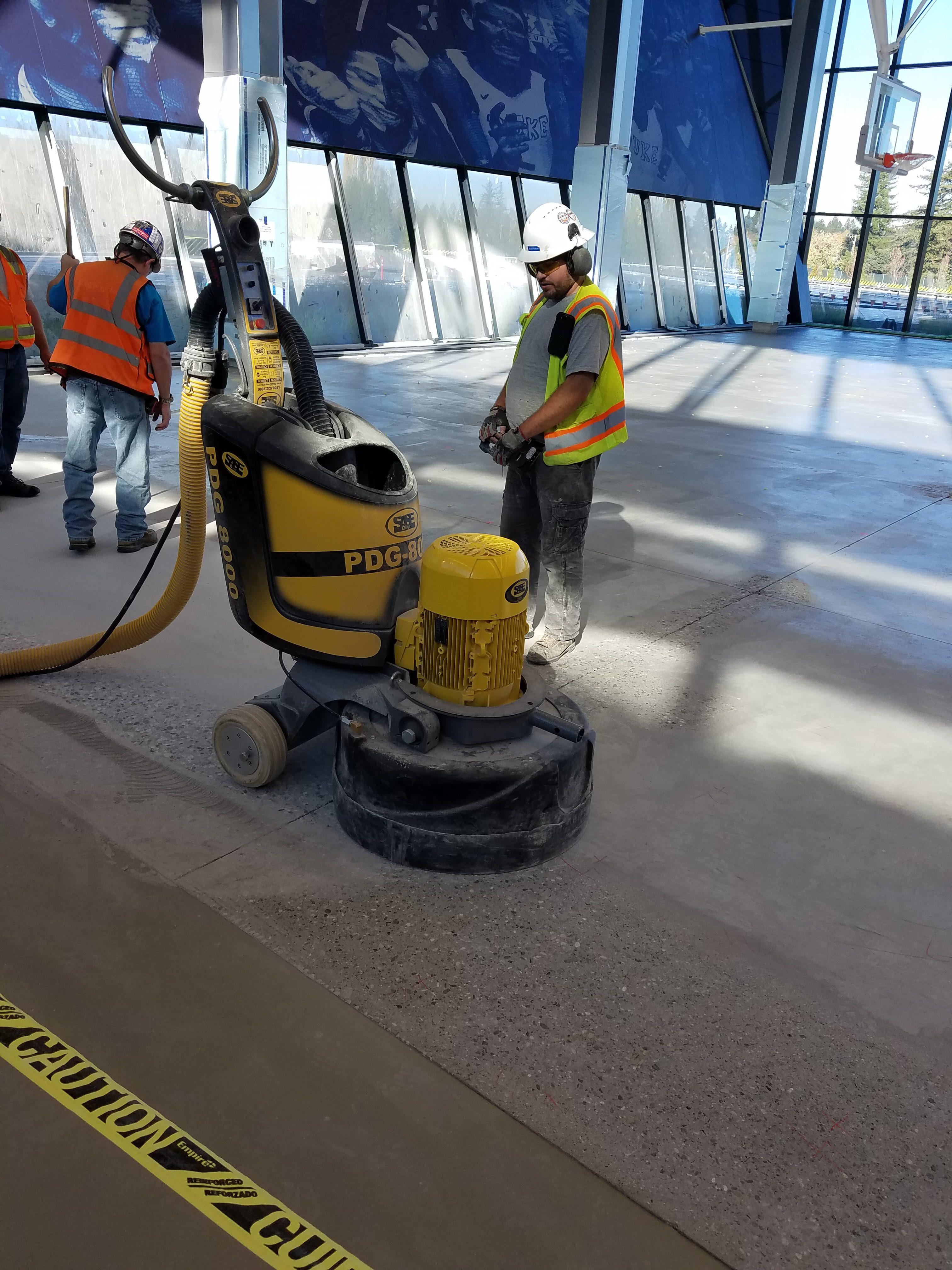 Resilient Sports Flooring Contractors Portland OR   Brandsen